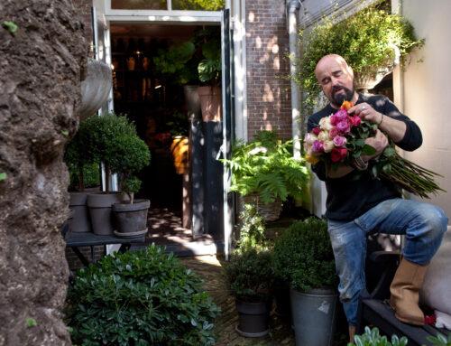 Gastblog : Vok Jong bloemen en planten
