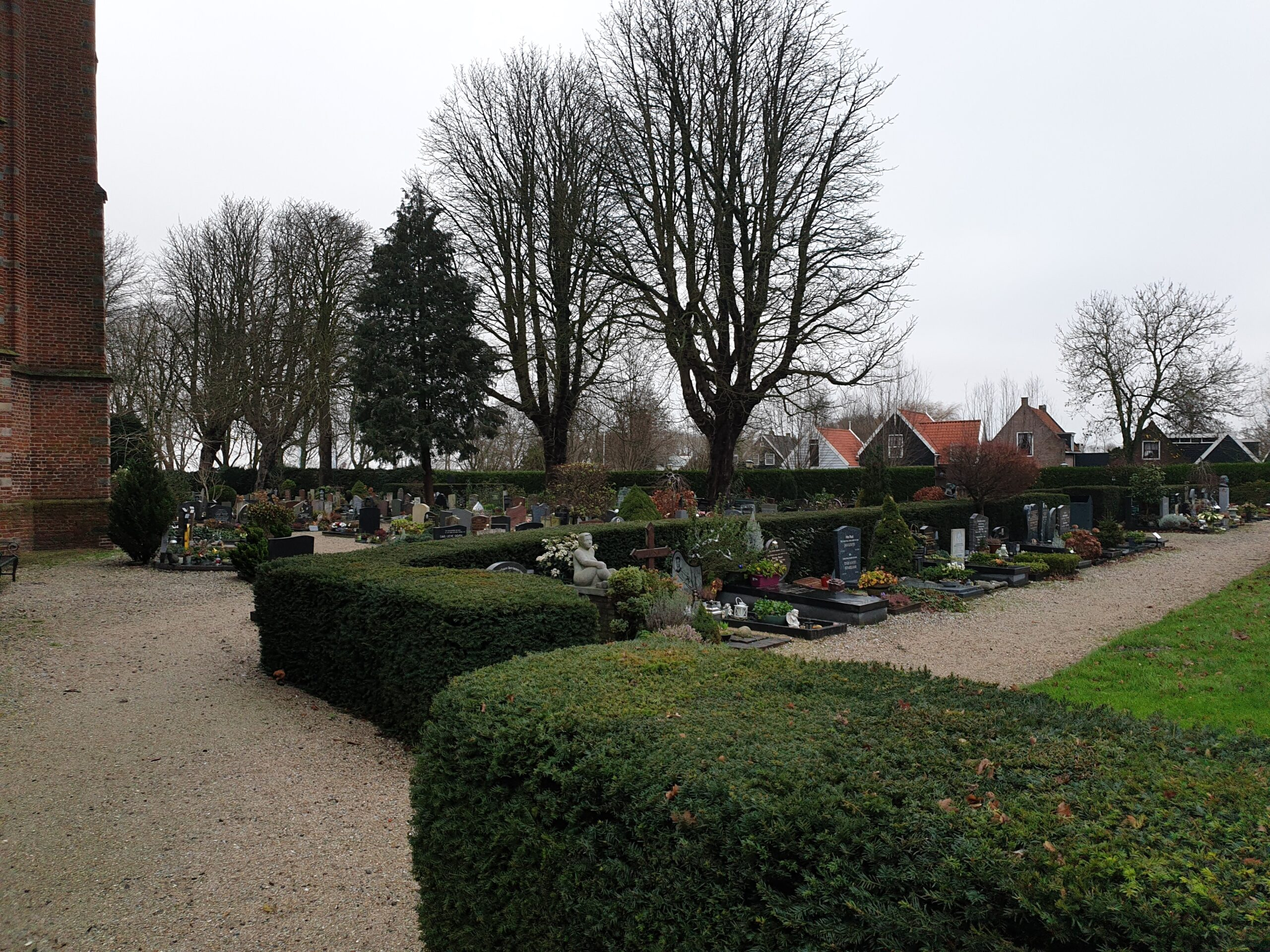 Begraafplaats Edam - Uitvaartverzorging Carola Vriend
