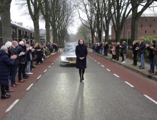 Zo veel medeleven, steun en belangstelling in Uitvaartcentrum Johannes Poststraat Hoorn
